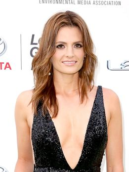 Stana-Katic-151024-2-getty-AFP-cut - Bildquelle: Frederick M. Brown/Getty Images/AFP