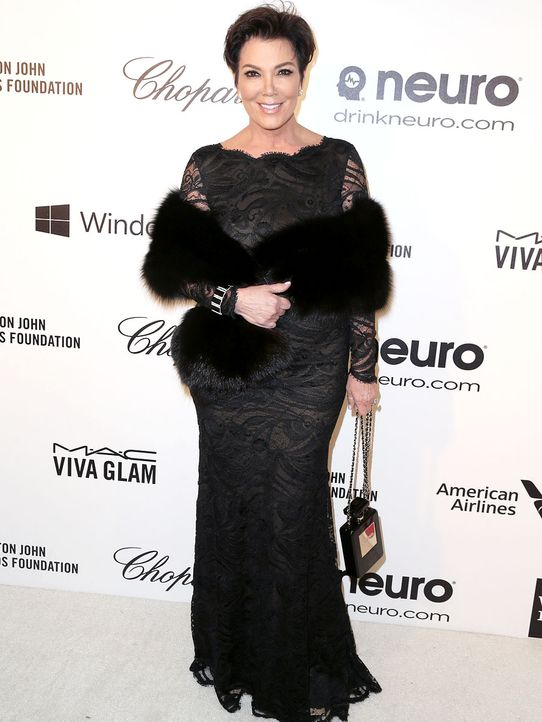 Kris-Jenner-14-03-02-getty-AFP - Bildquelle: getty-AFP