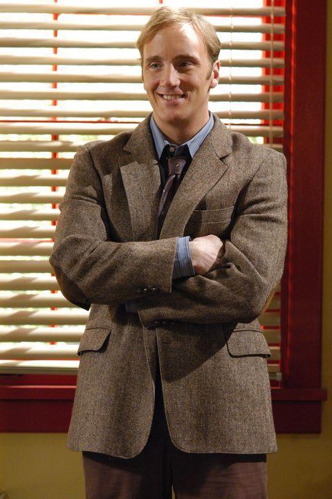 Professor Rick Payne (Jay Mohr) steht Melinda mit Rat und Tat zur Seite ... - Bildquelle: ABC Studios