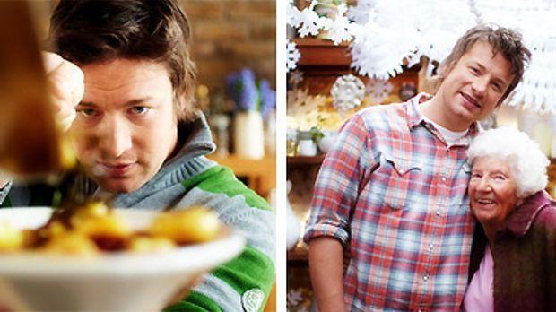 Kochshow jamie oliver  Jamie Oliver - Jamie Oliver: Kochshows ab 19.11. - sixx