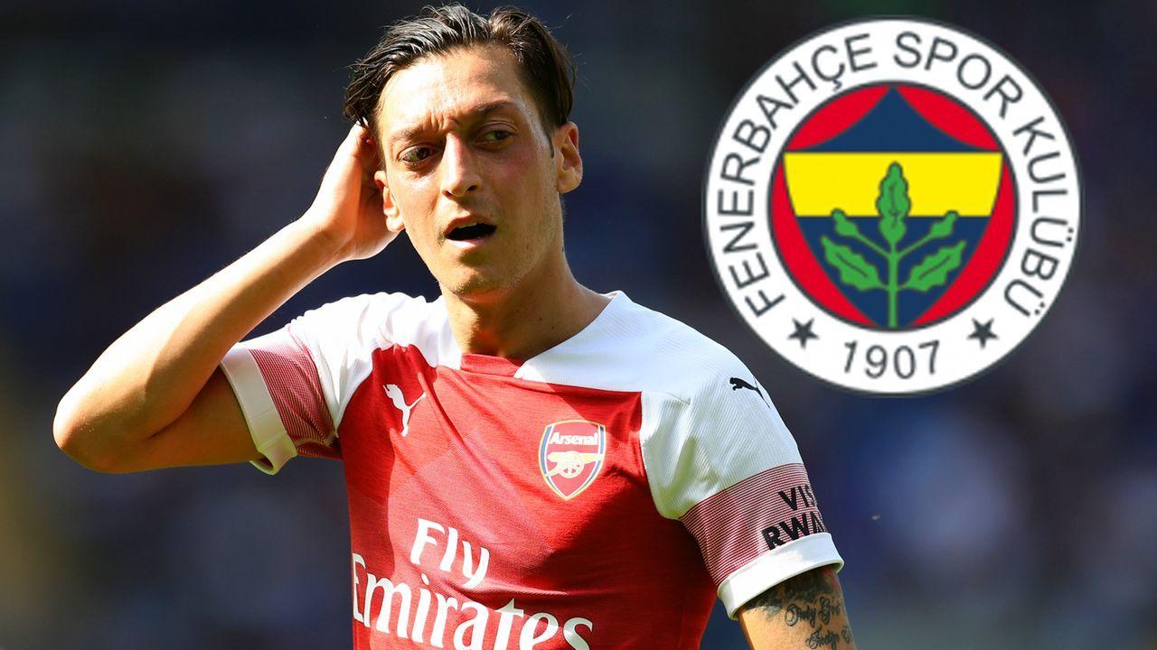 Mesut Özil (FC Arsenal) - Bildquelle: 2018 Getty Images