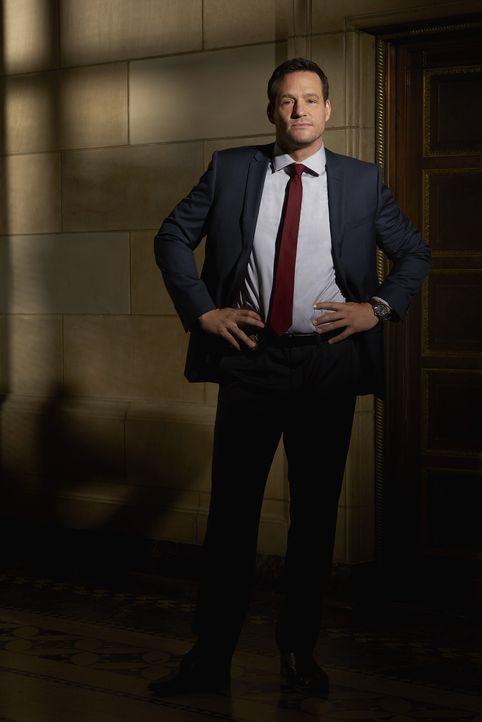 (1. Staffel) - Hat mit Fehlern aus seiner Vergangenheit zu kämpfen: FBI Special Agents Liam O'Connor (Josh Hopkins) ... - Bildquelle: 2015 ABC Studios