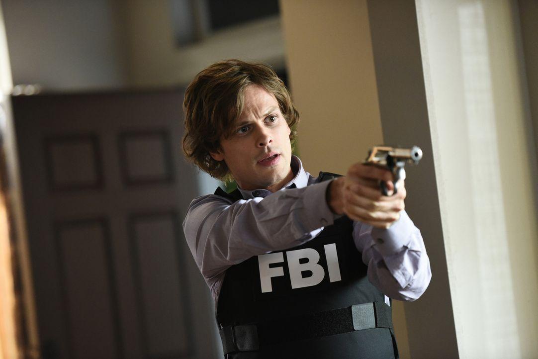 Immer im Einsatz, um Leben zu retten: Reid (Matthew Gray Gubler) ... - Bildquelle: Eddy Chen ABC Studios
