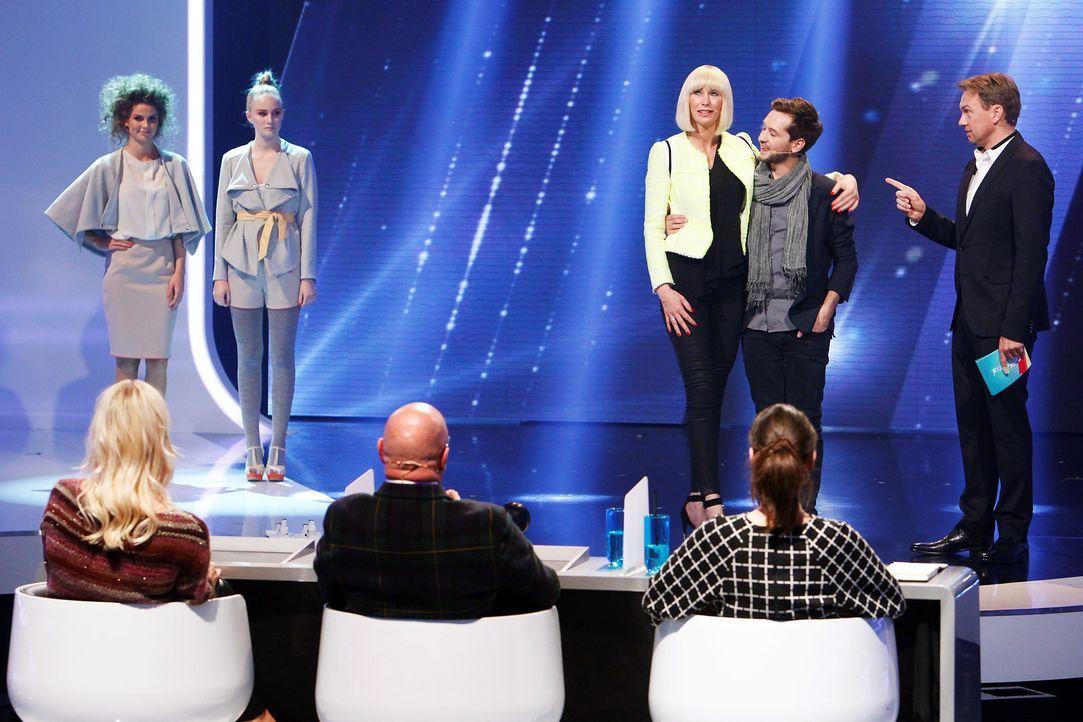 Fashion-Hero-Epi03-Show-075-ProSieben-Richard-Huebner - Bildquelle: Richard Huebner