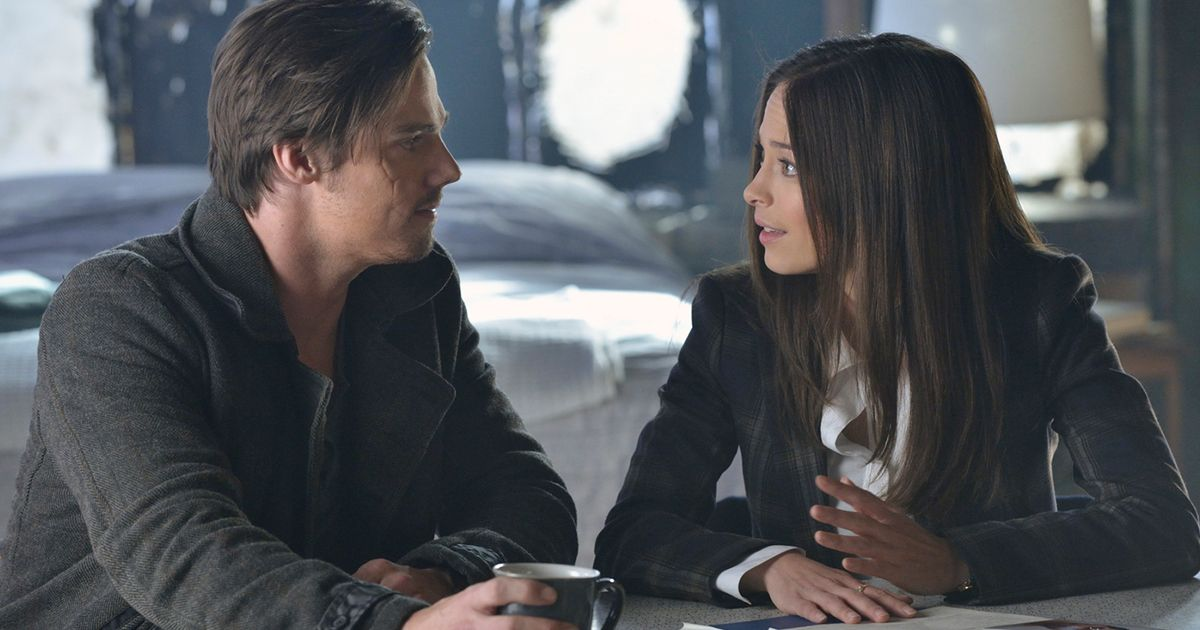 Gegen den Rest der Welt - Bildquelle: 2013 The CW Network, LLC. All rights reserved.