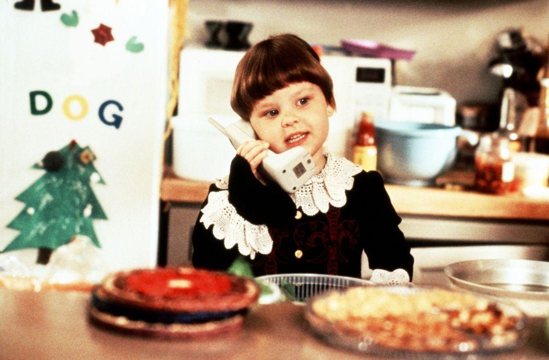 Die kleine Julie (Tabitha Lupien) wünscht sich sehnlichst einen Hund ... - Bildquelle: TriStar Pictures