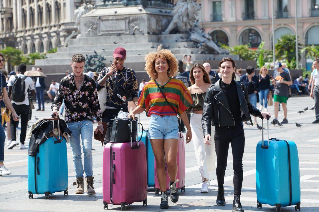 SNTM_S5_Milano-Arriving_0157 - Bildquelle: ProSieben Schweiz