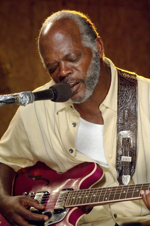 Es ist schon lang her, als Lazarus (Samuel L. Jackson) den Blues spielte. Jetzt hat er den Blues. Er ist verbittert und pleite, seine Frau hat ihn b... - Bildquelle: Copyright   2006 by PARAMOUNT VANTAGE, a Division of PARAMOUNT PICTURES. All Rights Reserved.