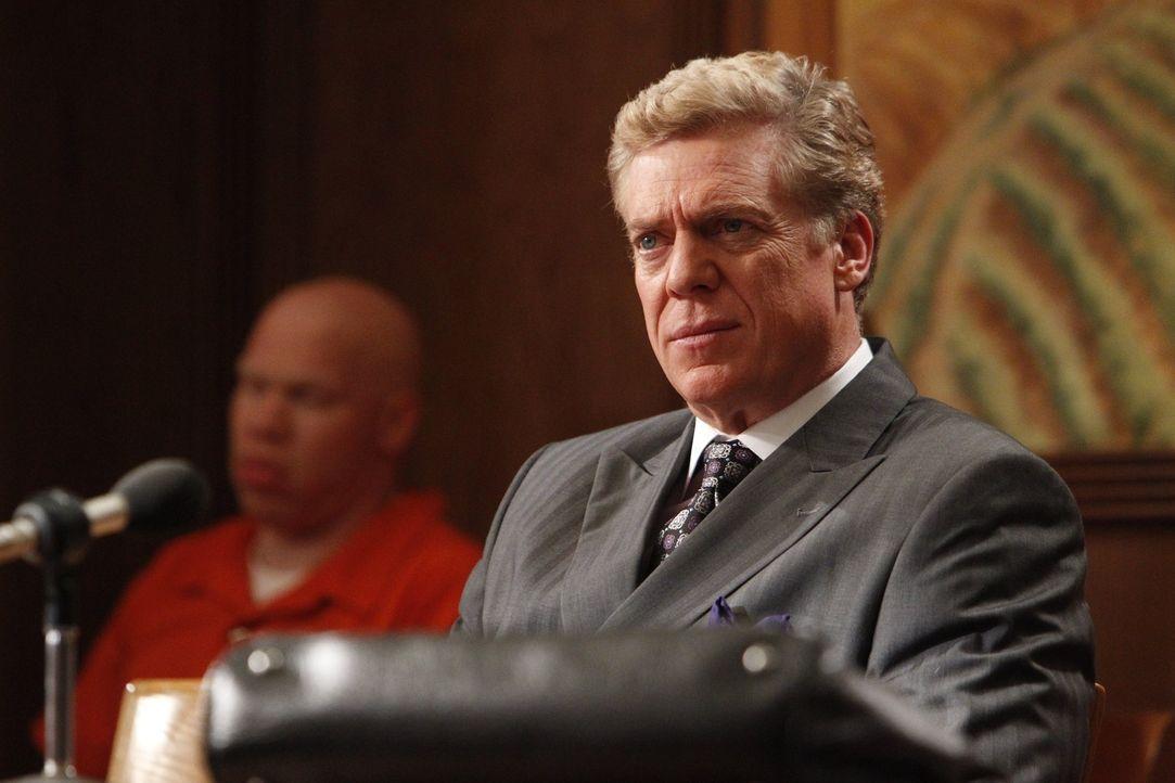 Arbeitet gemeinsam mit Harry an einem neuen Fall: Tommy (Christopher McDonald) ... - Bildquelle: Warner Bros. Television