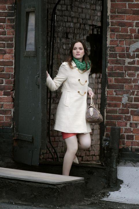 Während Blair (Leighton Meester) zwischen den Männern in ihrem Leben hin und her gerissen ist, kommt Jack Bass zurück nach New York, um Chuck endgül... - Bildquelle: Warner Bros. Television