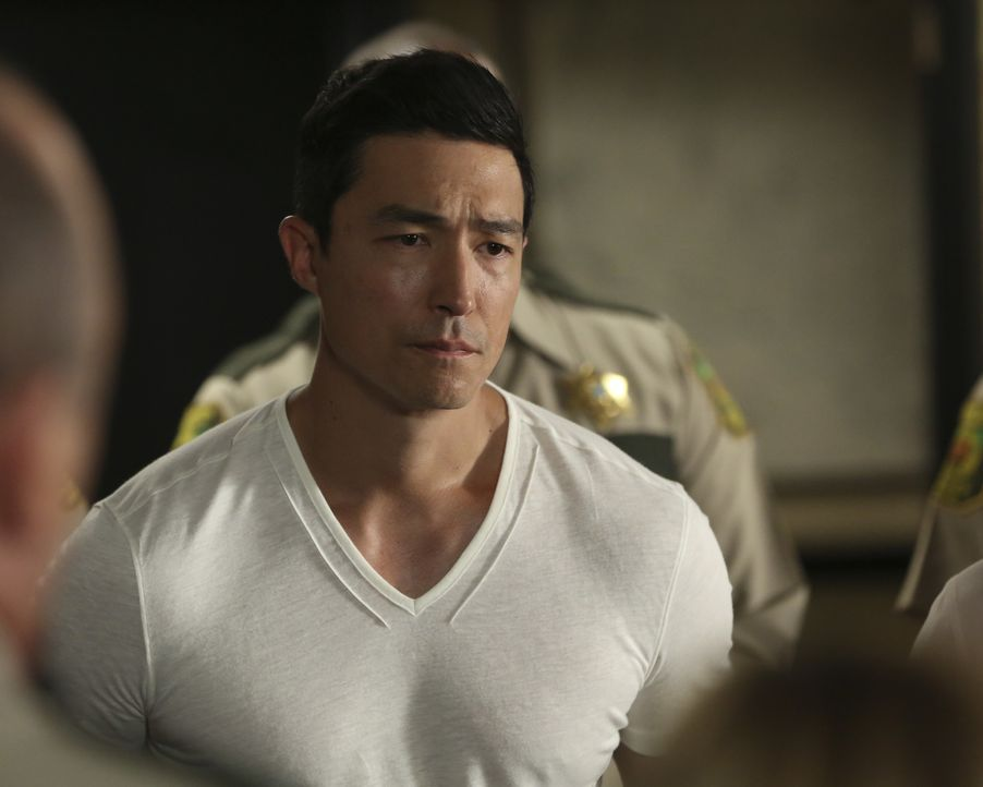 Matthew Simmons (Daniel Henney) - Bildquelle: Michael Yarish 2006 Touchstone Television. All rights reserved. NO ARCHIVE. NO RESALE./Michael Yarish