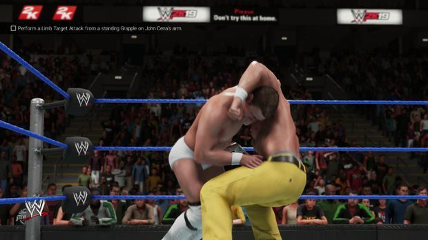 Ingame WWE