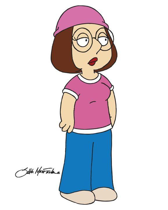 (7. Staffel) - Meg ist ein typischer Teenager. Sie findet sich hässlich und kann - je nach Laune - ziemlich eklig werden ... - Bildquelle: TM +   2005 Twentieth Century Fox Film Corporation. All Rights Reserved.
