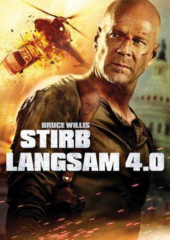 Stirb langsam 4.0 - STIRB LANGSAM 4.0 - Artwork - Bildquelle: Frank Masi 2007...