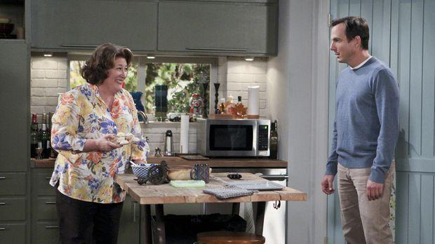 Nathan (Will Arnett, r.) nervt es, Carol (Margo Martindale, l.) jedes Wochene...