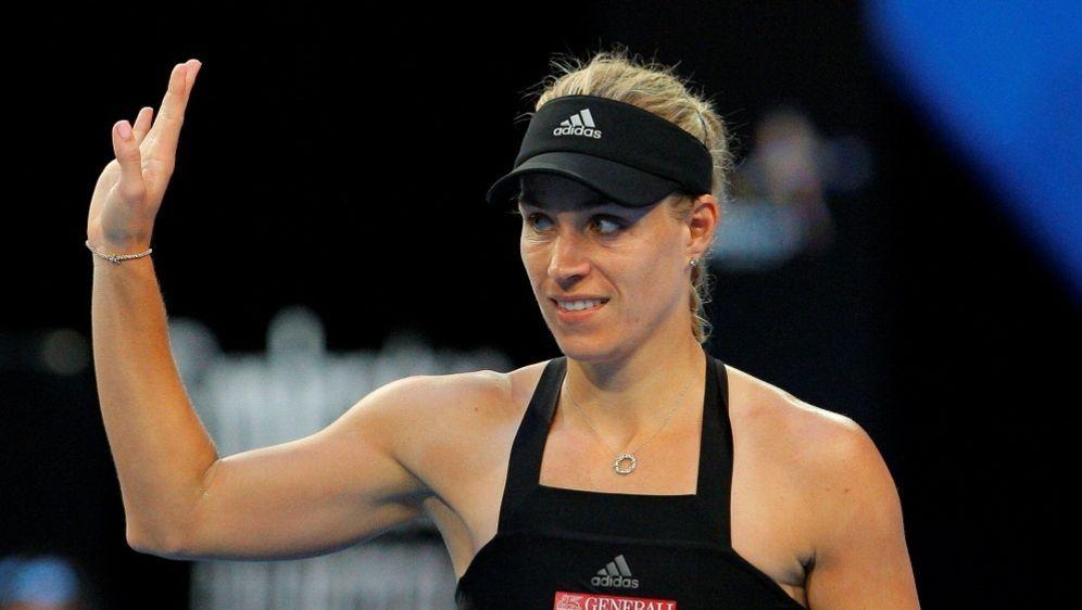 Angelique Kerber verzichtet auf den Fed-Cup-Auftakt - Bildquelle: PIXATHLONPIXATHLONSID