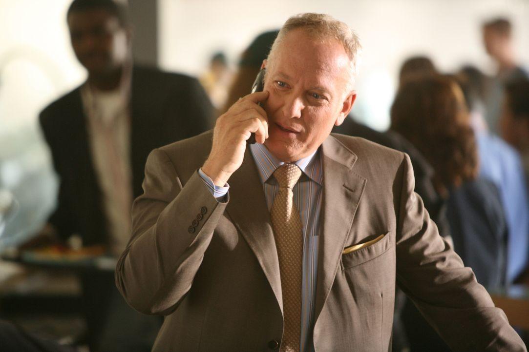 Der Strafverteidiger Watt (Connor O'Farrell) bittet Allison um Unterstützung, den Freispruch seines Mandanten John Edgemont zu erwirken, der wegen M... - Bildquelle: Paramount Network Television