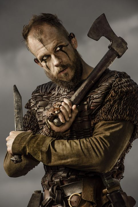 (3. Staffel) - Floki (Gustaf Skarsgård) ist stets ein treuer und absolut loyaler Freund Ragnars gewesen - doch wird sich dies durch die Beziehung vo... - Bildquelle: 2015 TM PRODUCTIONS LIMITED / T5 VIKINGS III PRODUCTIONS INC. ALL RIGHTS RESERVED.