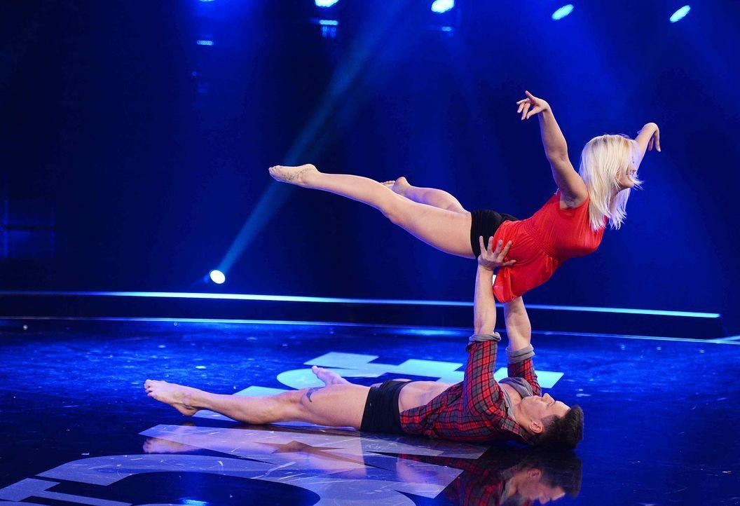Got-To-Dance-Tanya-Oleg-02-SAT1-ProSieben-Willi-Weber - Bildquelle: SAT.1/ProSieben/Willi Weber