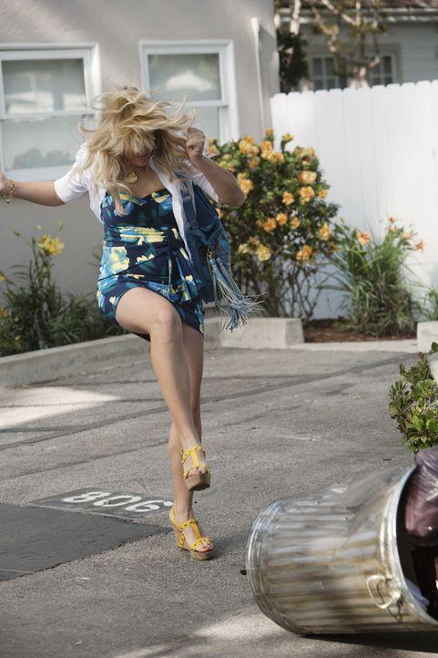 Ist etwas außer sich: Laurie (Busy Philipps) ... - Bildquelle: 2009 ABC INC.