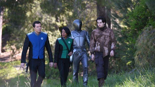 The Orville - The Orville - Staffel 1 Episode 4: Verschollen Im Weltraum
