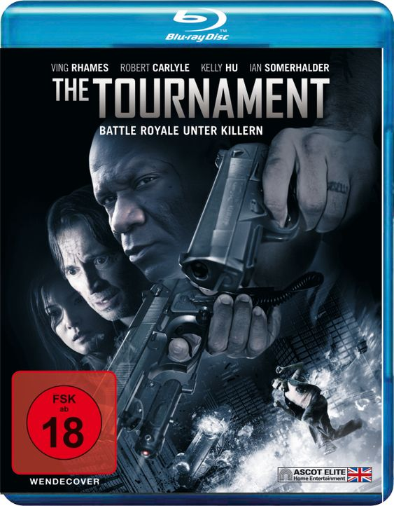 The Tournament - Cover - Bildquelle: Ascot Elite Film
