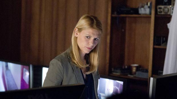 Saul geht das bisher größte Risiko seiner Karriere ein, während Carrie (Clair...