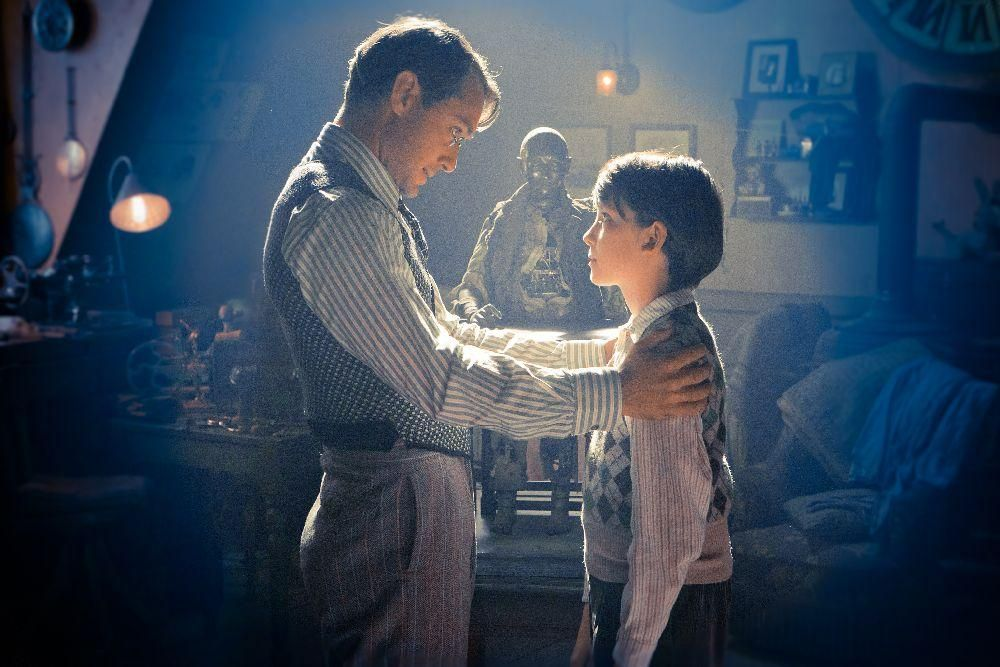 entdeckung-hugo-cabret5 1000 x 667 - Bildquelle: Paramount Pictures