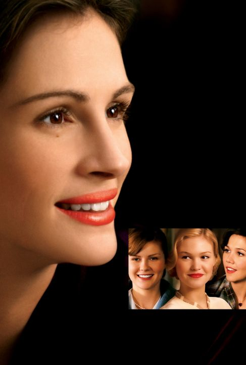 Massachusetts, 1953: Amerika auf dem Höhepunkt der McCarthy-Ära. Die frei denkende Berkeley-Absolventin Katherine Watson (Julia Roberts) tritt am... - Bildquelle: 2004 Sony Pictures Television International. All Rights Reserved.