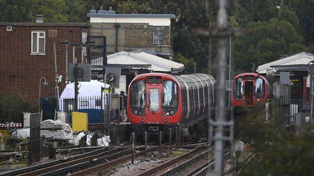 Höchste Terrorwarnstufe in Großbritannien