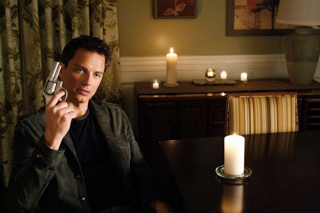 Mit ihm ist nicht zu Spaßen: Patrick Logan (John Barrowman) ... - Bildquelle: ABC Studios