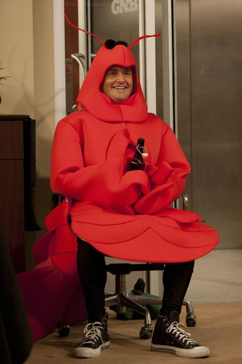 Hat Robin die Nacht mit Randy (Will Forte) verbracht? - Bildquelle: 20th Century Fox International Television