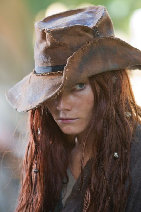 So schnell will Anne Bonny (Clara Paget) nicht aufgeben ... - Bildquelle: 2013 Starz Entertainment LLC, All rights reserved