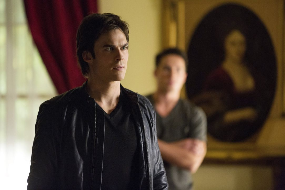 "Damon in Folge 5 ""The Killer"" - Bildquelle: © Warner Bros. Entertainment Inc."