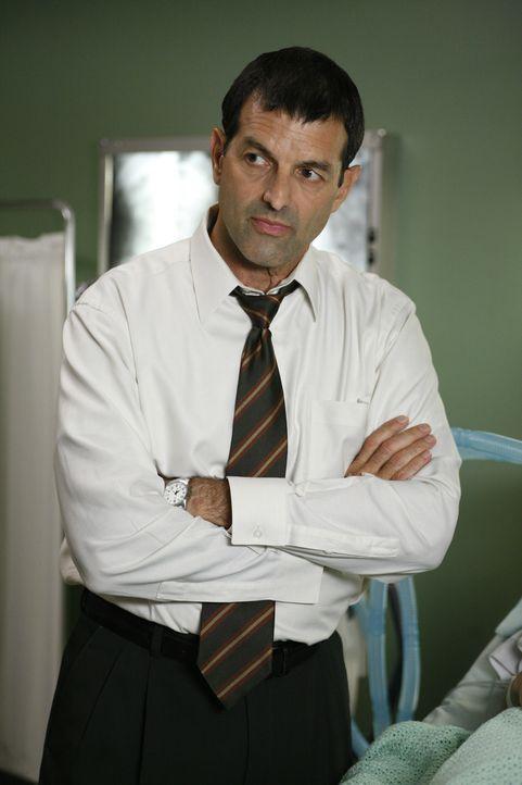 Macht sich große Sorgen um seine Frau Alison: James Mackenzie (Mark Harelik) ... - Bildquelle: Warner Bros. Television