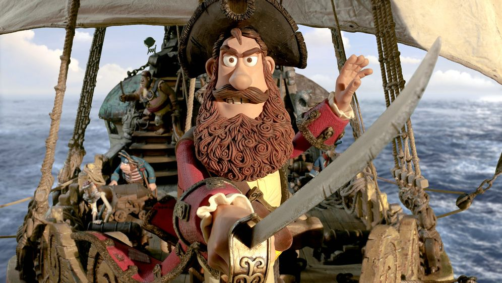 Die Piraten - Ein Haufen merkwürdiger Typen - Bildquelle: 2012 Sony Pictures Animation Inc. All Rights Reserved.