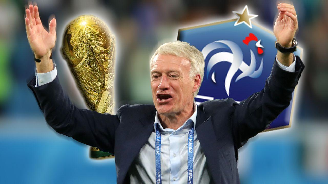 9 Gründe, im WM-Finale für Frankreich zu sein - Bildquelle: 2018 Getty Images