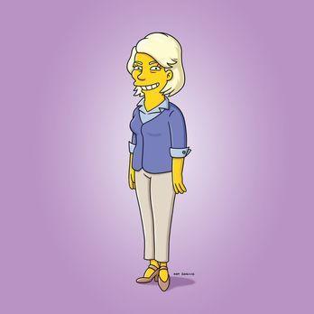 Die Simpsons - Marge schreibt einen Brief an die LifestyleBeraterin Martha St...