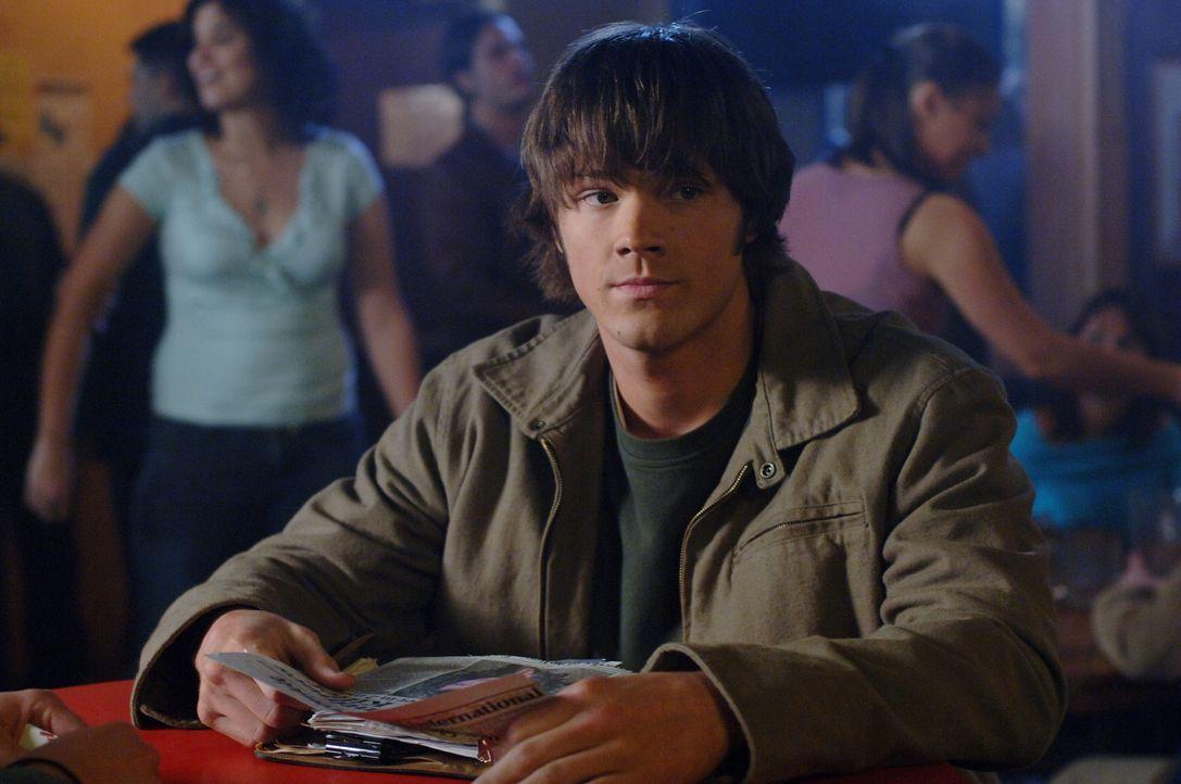 Ein tödlicher Schatten geht um. Sam (Jared Padalecki) und Dean gehen dem nach und machen eine schreckliche Entdeckung ... - Bildquelle: Warner Bros. Television