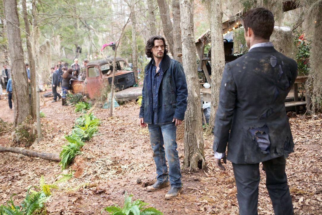 Jackson und Elijah - Bildquelle: Warner Bros. Entertainment Inc.
