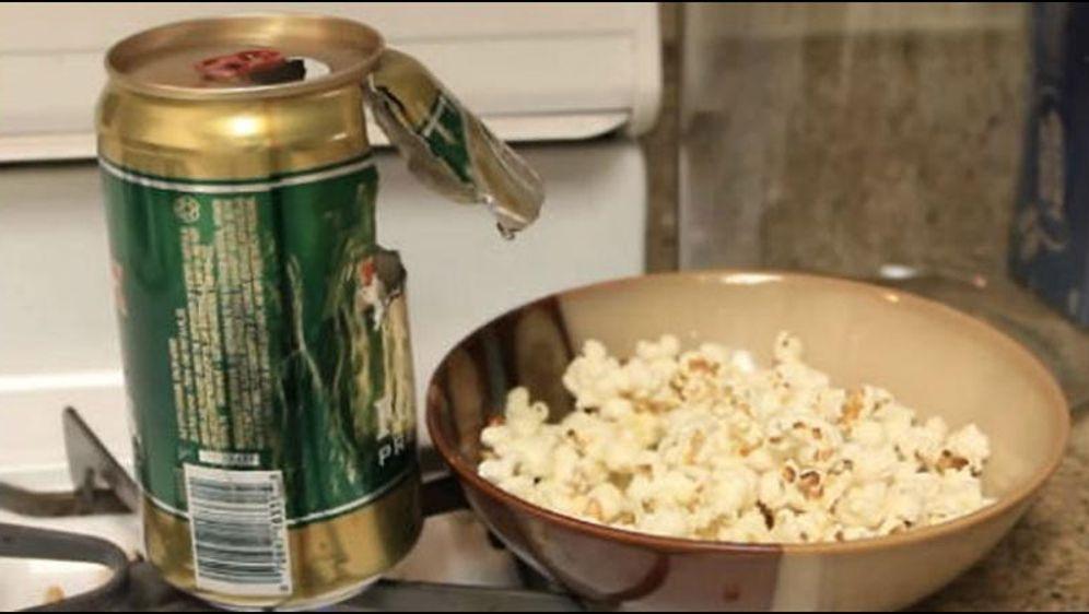 Kühlschrank Dosen : Dosen popcornmaker und dosen kühlschrank bauanleitung