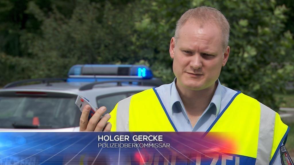 POL - Holger Gercke - Bildquelle: SAT.1