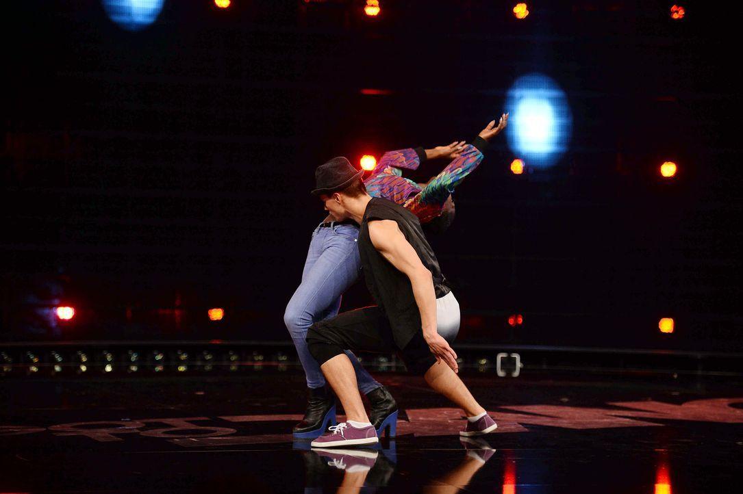Got-To-Dance-Ilya-07-SAT1-ProSieben-Willi-Weber - Bildquelle: SAT.1/ProSieben/Willi Weber