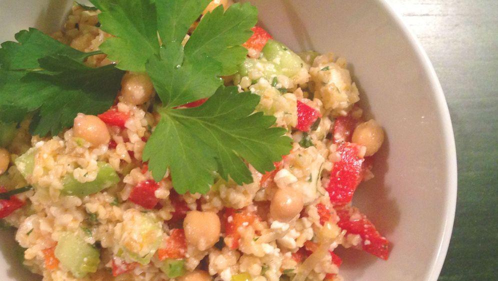 Bulgur-Salat von Kathy Weber