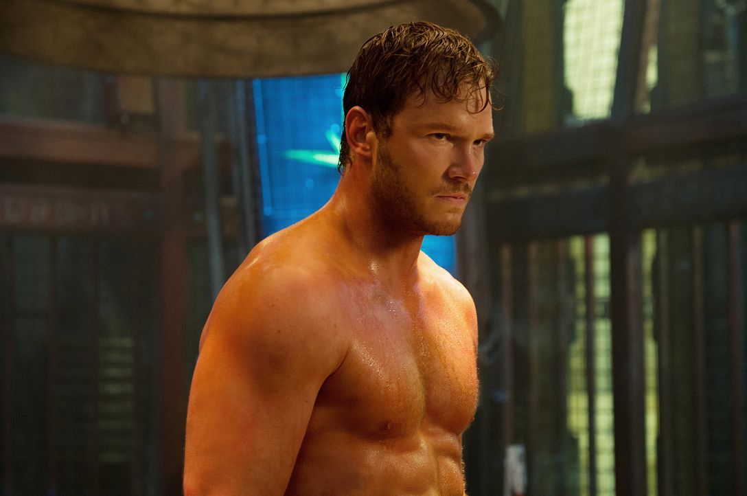 Chris-Pratt-Guardians-Of-The-Galaxy-2014Marvel - Bildquelle: Marvel 2014
