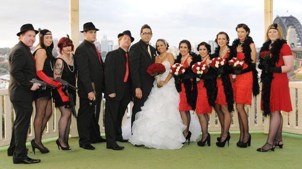 Männer als Wedding-Planner