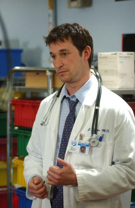 Carter (Noah Wyle) gibt sich die Schuld am Tod von Mrs. Rubadoux ... - Bildquelle: WARNER BROS