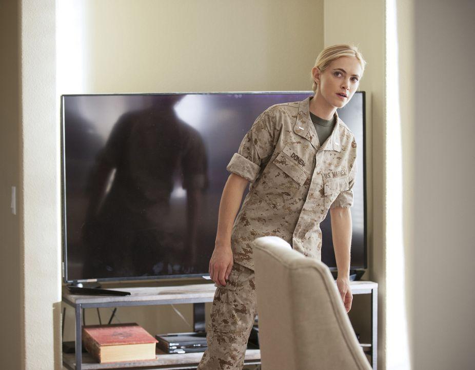 Ermittelt undercover um einen Mörder zu fassen: Bishop (Emily Wickersham) ... - Bildquelle: Colleen Hayes CBS Television