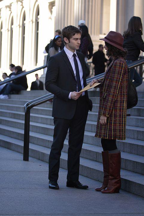 Nate und Sage - Bildquelle: Warner Bros. Television