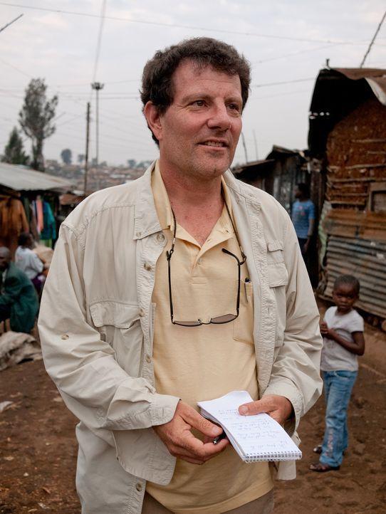 Der Pulitzer-Preisträger Nicholas D. Kristof will auf ein immenses Problem aufmerksam machen, das uns alle etwas angeht: Die Unfassbare Gewalt gege... - Bildquelle: Fremantle